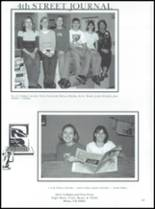 2001 Minto High School Yearbook Page 28 & 29
