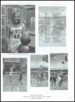 2001 Minto High School Yearbook Page 34 & 35