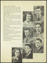 1949 Meade High School Yearbook Page 10 & 11