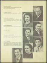 1949 Meade High School Yearbook Page 12 & 13