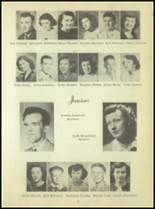 1949 Meade High School Yearbook Page 14 & 15