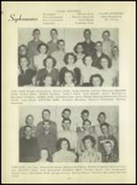 1949 Meade High School Yearbook Page 16 & 17