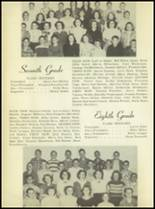 1949 Meade High School Yearbook Page 20 & 21