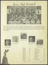 1949 Meade High School Yearbook Page 36 & 37