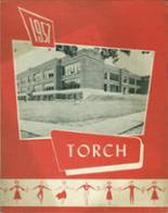 1957 Yearbook Mather High School