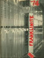 1974 Yearbook Franklin High School