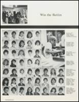 1986 Arlington High School Yearbook Page 50 & 51