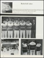 1986 Arlington High School Yearbook Page 98 & 99