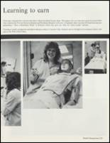 1986 Arlington High School Yearbook Page 128 & 129