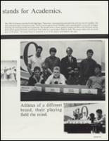 1986 Arlington High School Yearbook Page 132 & 133