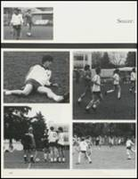 1986 Arlington High School Yearbook Page 156 & 157