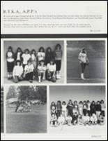 1986 Arlington High School Yearbook Page 160 & 161