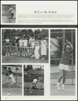 1986 Arlington High School Yearbook Page 162 & 163