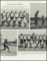 1978 El Camino High School Yearbook Page 84 & 85