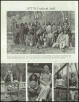 1978 El Camino High School Yearbook Page 142 & 143