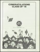 1978 El Camino High School Yearbook Page 186 & 187