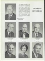 1967 West Phoenix High School Yearbook Page 16 & 17