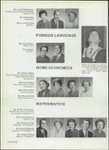1967 West Phoenix High School Yearbook Page 22 & 23