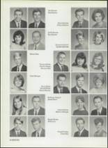1967 West Phoenix High School Yearbook Page 34 & 35