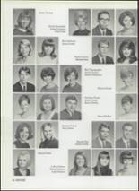 1967 West Phoenix High School Yearbook Page 36 & 37