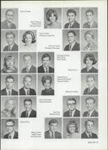 1967 West Phoenix High School Yearbook Page 38 & 39