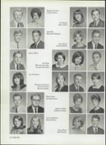 1967 West Phoenix High School Yearbook Page 40 & 41