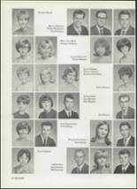1967 West Phoenix High School Yearbook Page 42 & 43