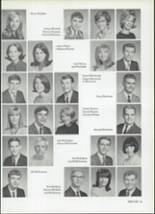 1967 West Phoenix High School Yearbook Page 44 & 45