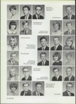 1967 West Phoenix High School Yearbook Page 50 & 51