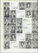 1967 West Phoenix High School Yearbook Page 54 & 55