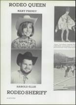 1967 West Phoenix High School Yearbook Page 84 & 85