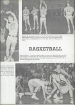 1967 West Phoenix High School Yearbook Page 126 & 127