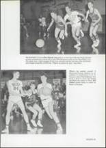 1967 West Phoenix High School Yearbook Page 128 & 129