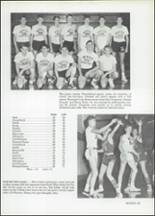 1967 West Phoenix High School Yearbook Page 132 & 133