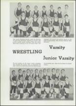 1967 West Phoenix High School Yearbook Page 134 & 135