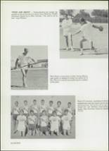 1967 West Phoenix High School Yearbook Page 142 & 143