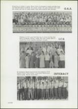 1967 West Phoenix High School Yearbook Page 154 & 155