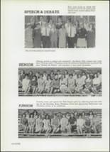1967 West Phoenix High School Yearbook Page 158 & 159