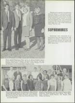 1967 West Phoenix High School Yearbook Page 170 & 171