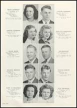 1947 New Richmond High School Yearbook Page 16 & 17