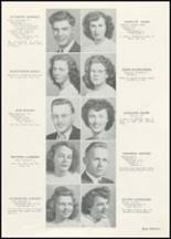 1947 New Richmond High School Yearbook Page 18 & 19