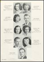 1947 New Richmond High School Yearbook Page 22 & 23