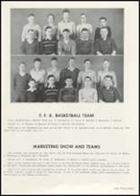1947 New Richmond High School Yearbook Page 40 & 41