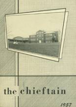 1957 Yearbook Mound City High School