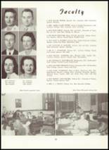 1949 Bolton High School Yearbook Page 28 & 29