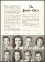 1949 Bolton High School Yearbook Page 34 & 35