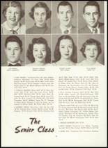 1949 Bolton High School Yearbook Page 36 & 37