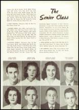 1949 Bolton High School Yearbook Page 38 & 39