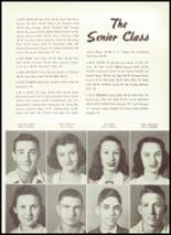 1949 Bolton High School Yearbook Page 40 & 41