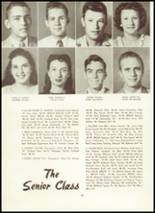 1949 Bolton High School Yearbook Page 42 & 43